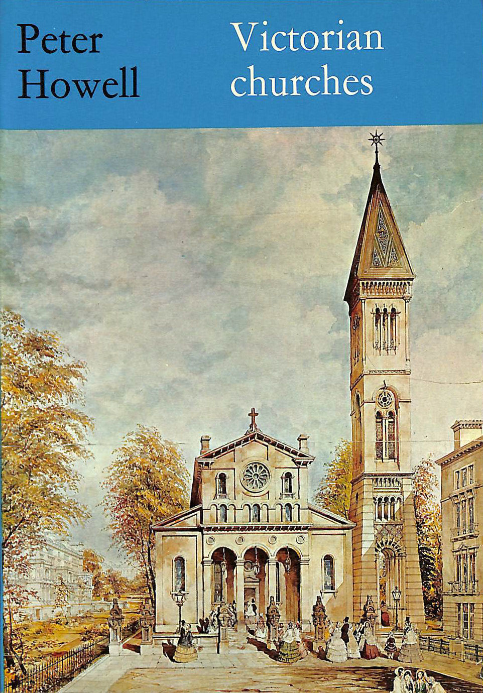 Image for Victorian Churches (R.I.B.A.Drawings)