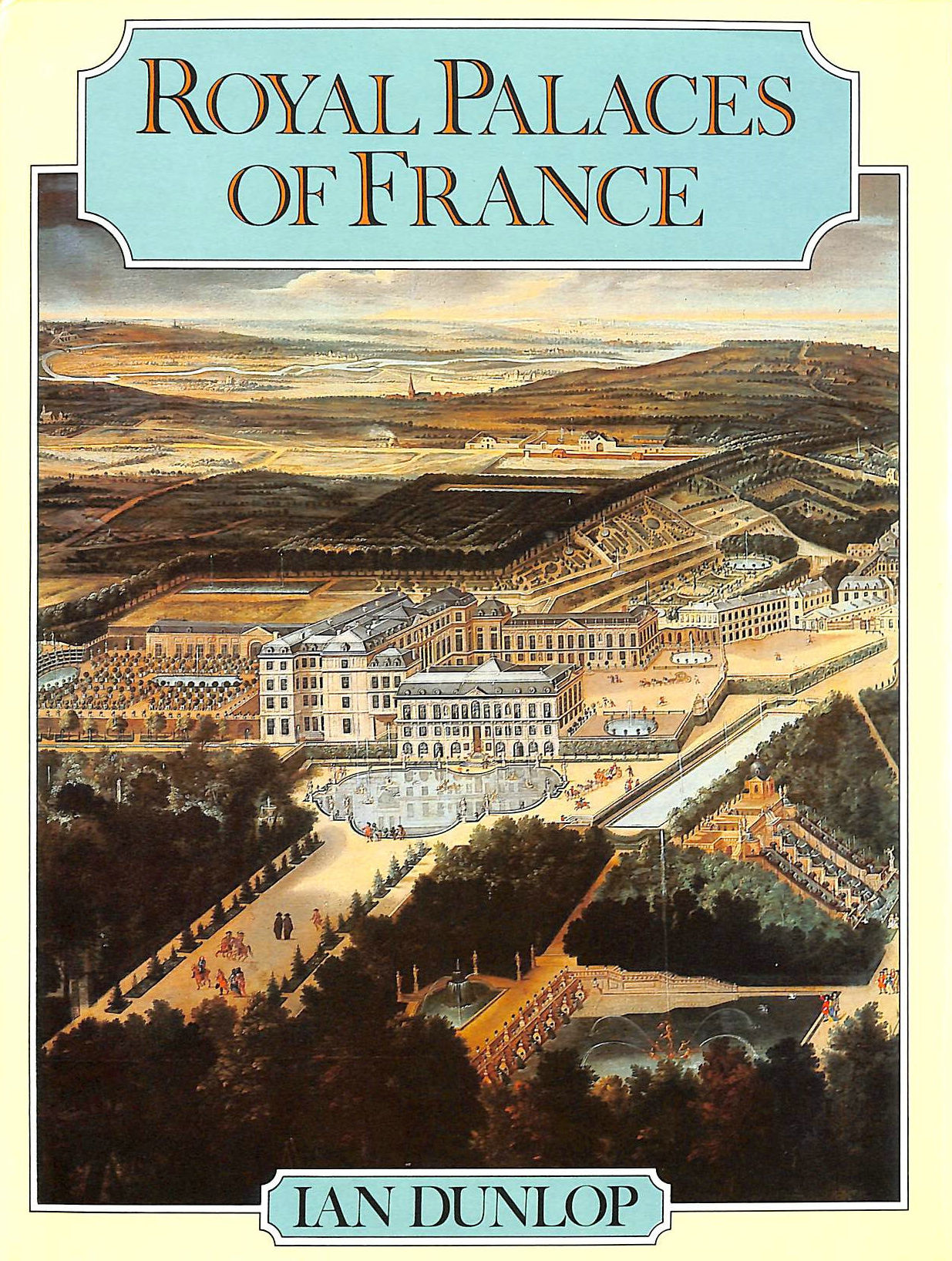 Image for Royal Palaces of France