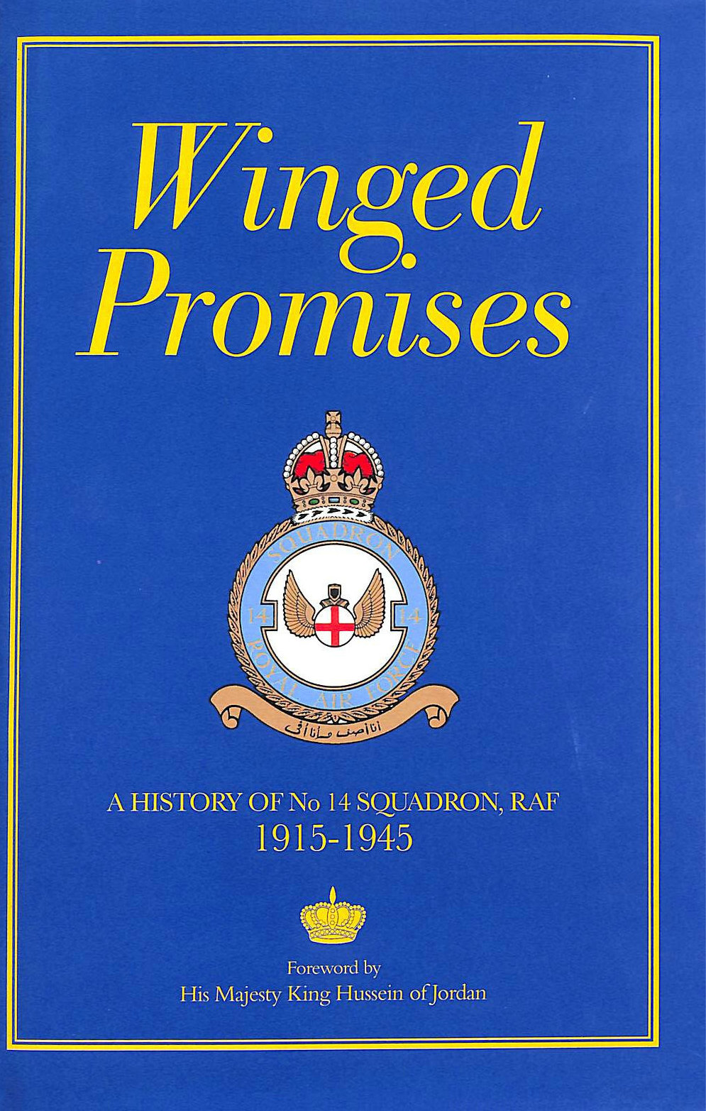 Image for Winged Promises: History of No.14 Squadron, RAF 1915-1945