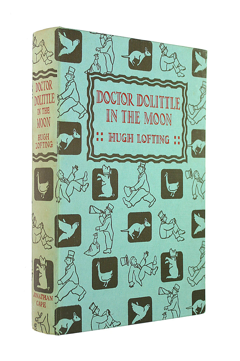 Image for Doctor Dolittle in the Moon