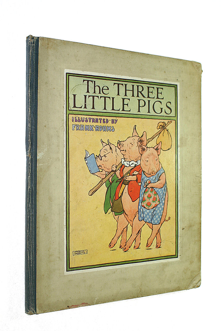 Image for The story of the three little pigs.