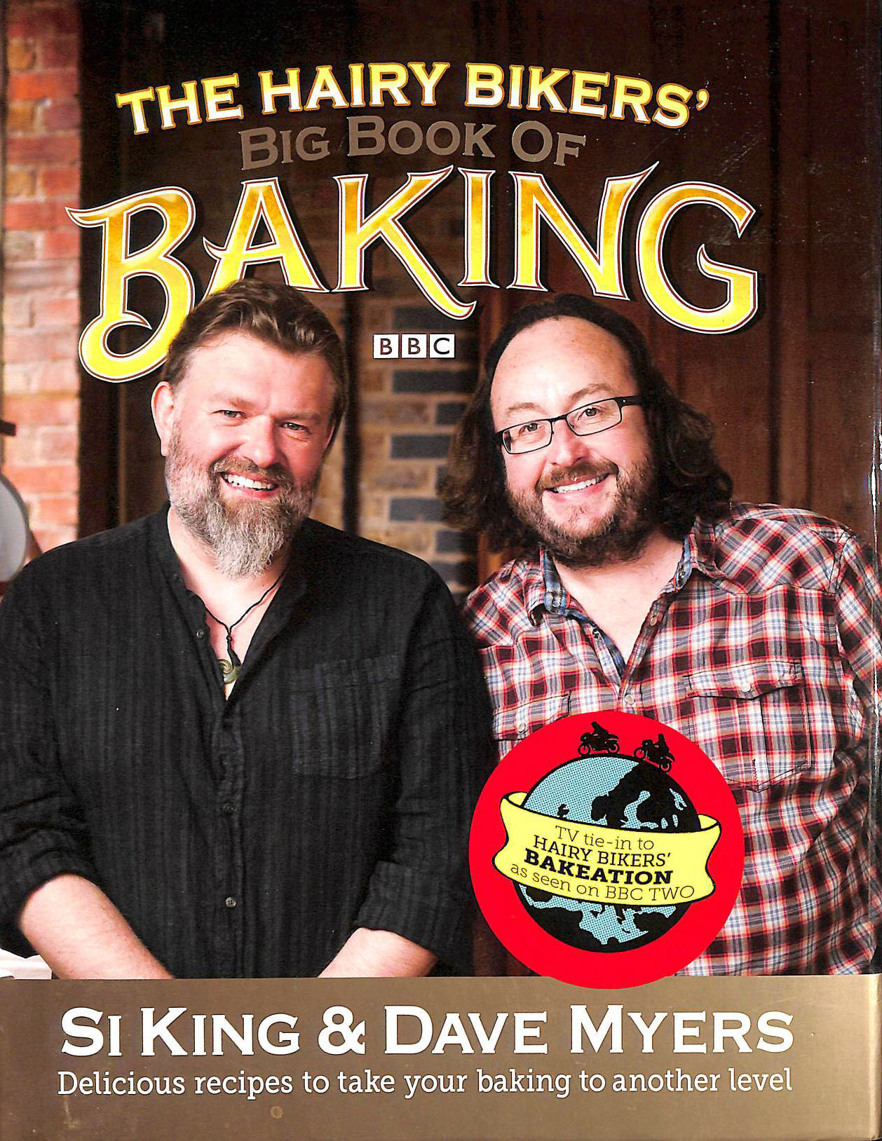 Image for The Hairy Bikers Big Book of Baking by King Si