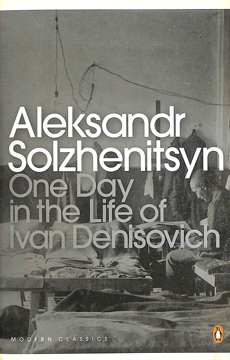 Image for One Day in the Life of Ivan Denisovich (Penguin Modern Classics)