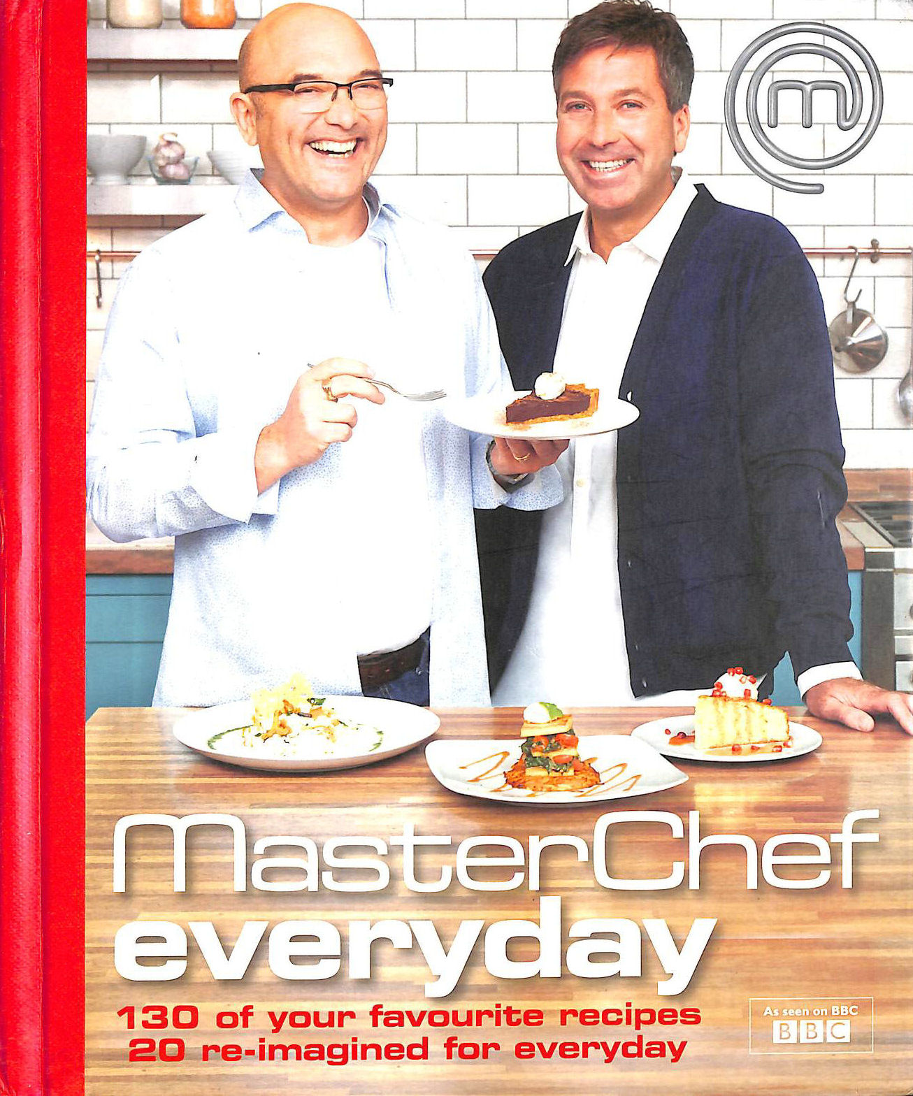 Image for MasterChef EveryDay (DK Cookery General)