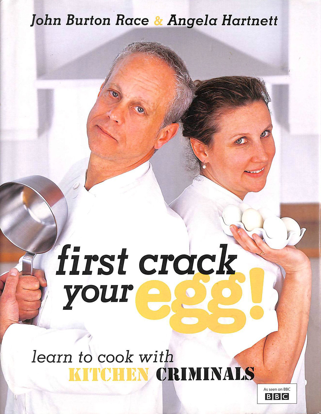 Image for First Crack Your Egg