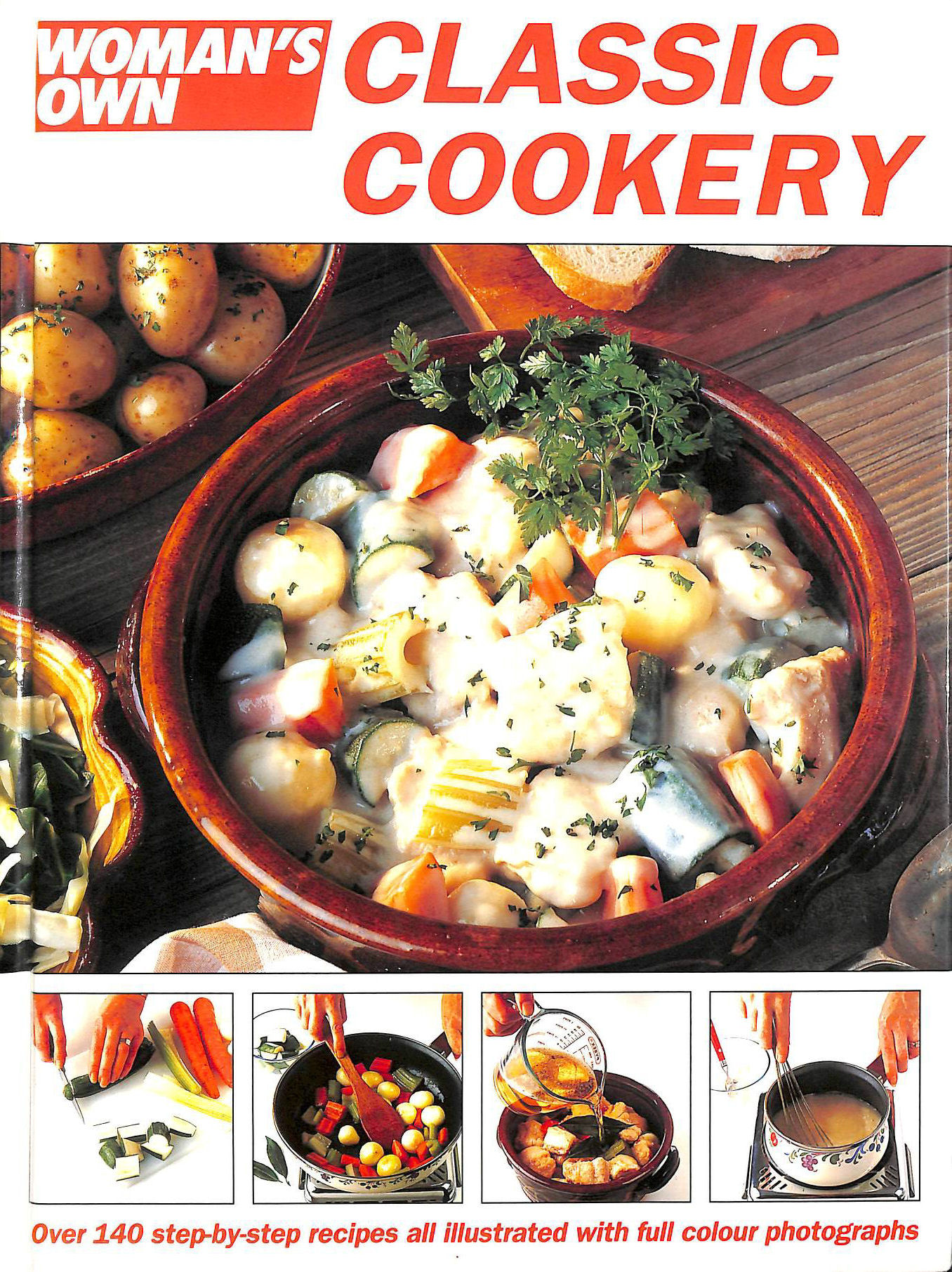 Image for Woman's Own Classic Cookery