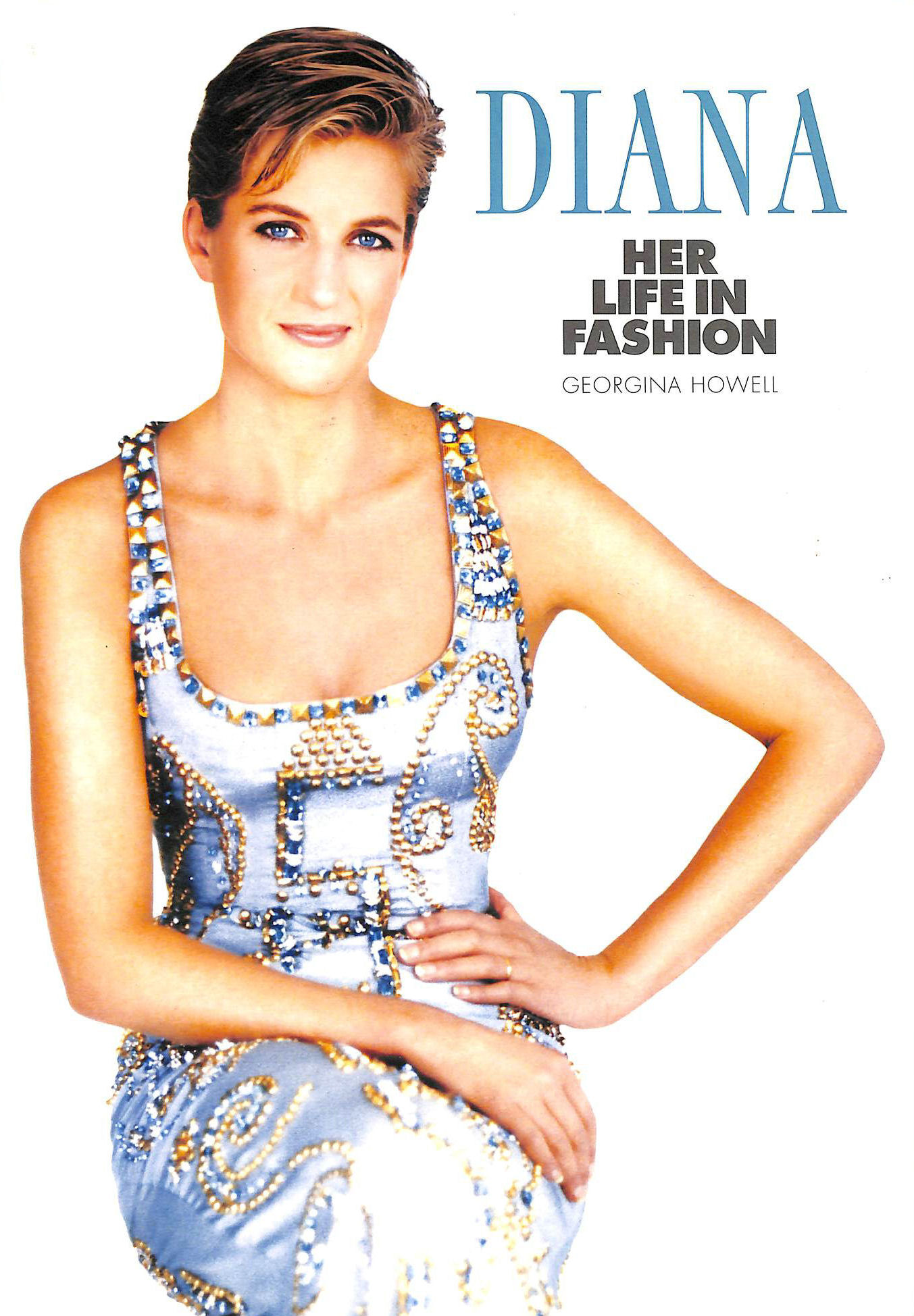 Image for DIANA HER LIFE IN FASHION (Diana Princess of Wales)