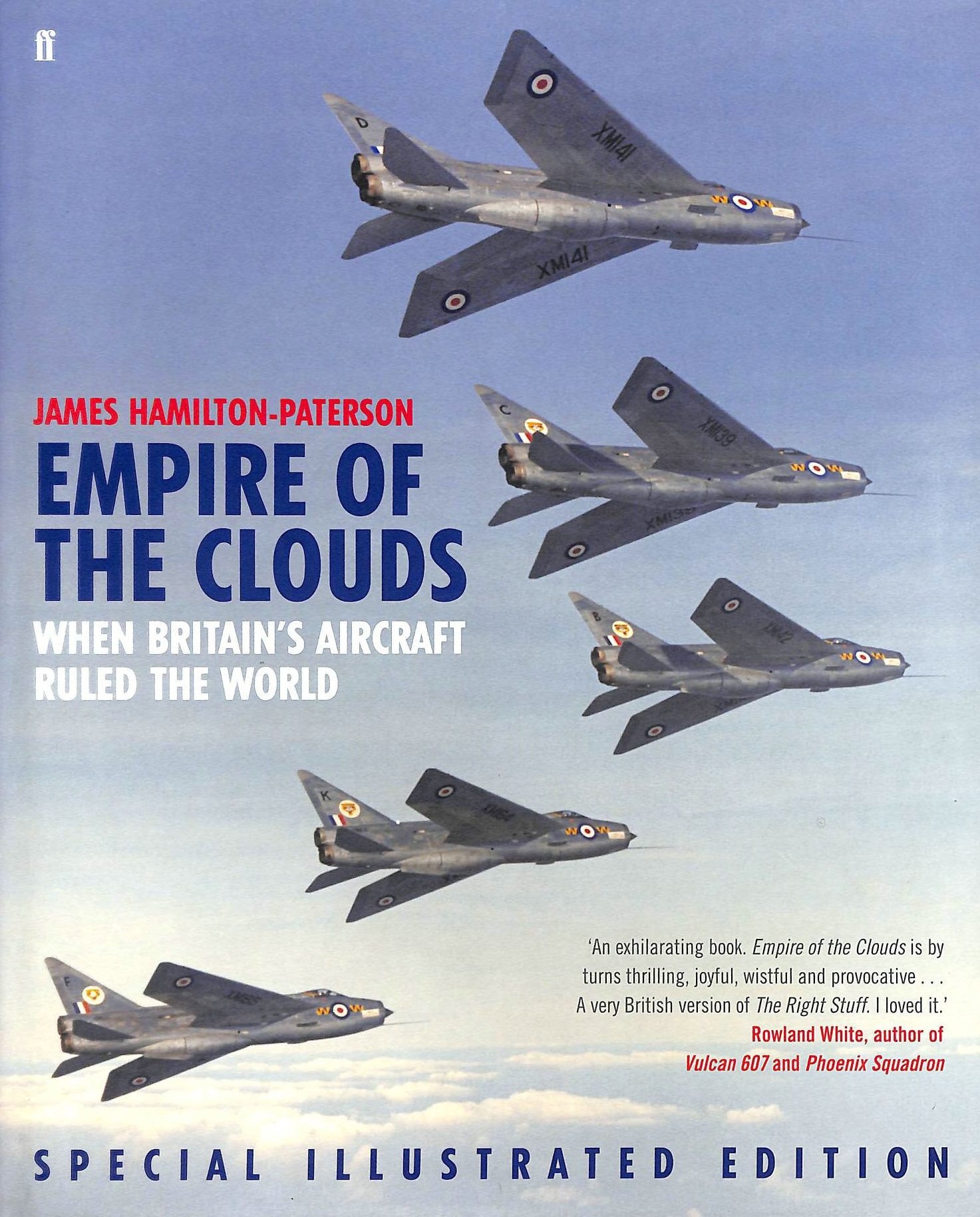 Image for Empire of the Clouds: When Britain's Aircraft Ruled the World