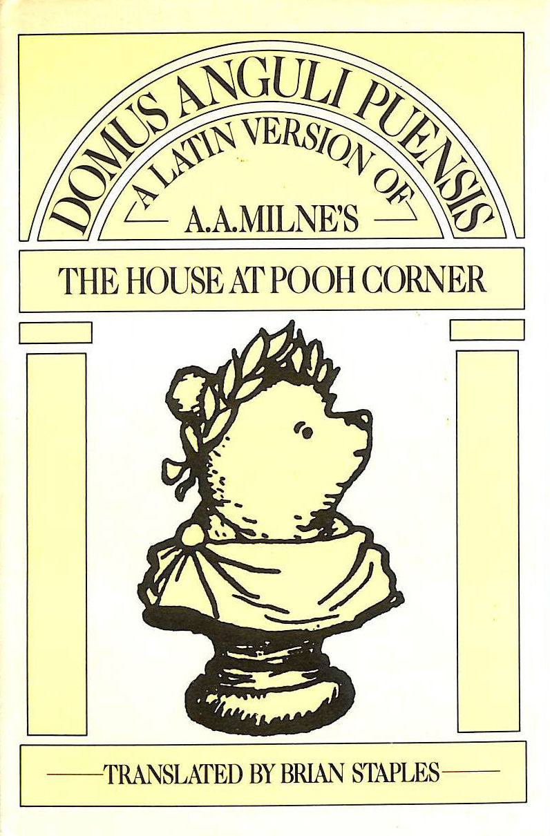 Image for Domus Anguli Puensis: A Latin Version of A.A.Milne's 'The House at Pooh Corner