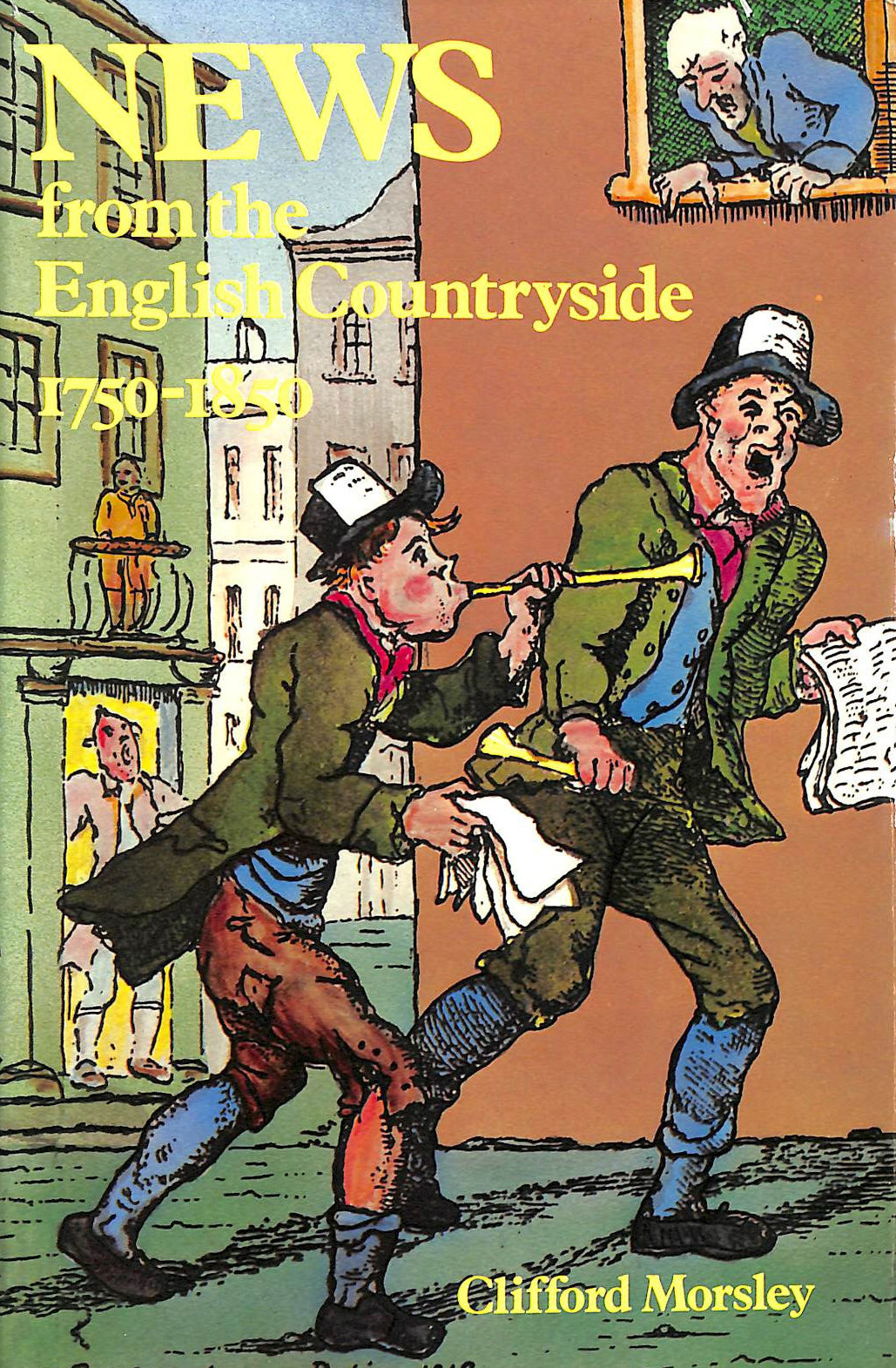 Image for News from the English Countryside: 1750-1850