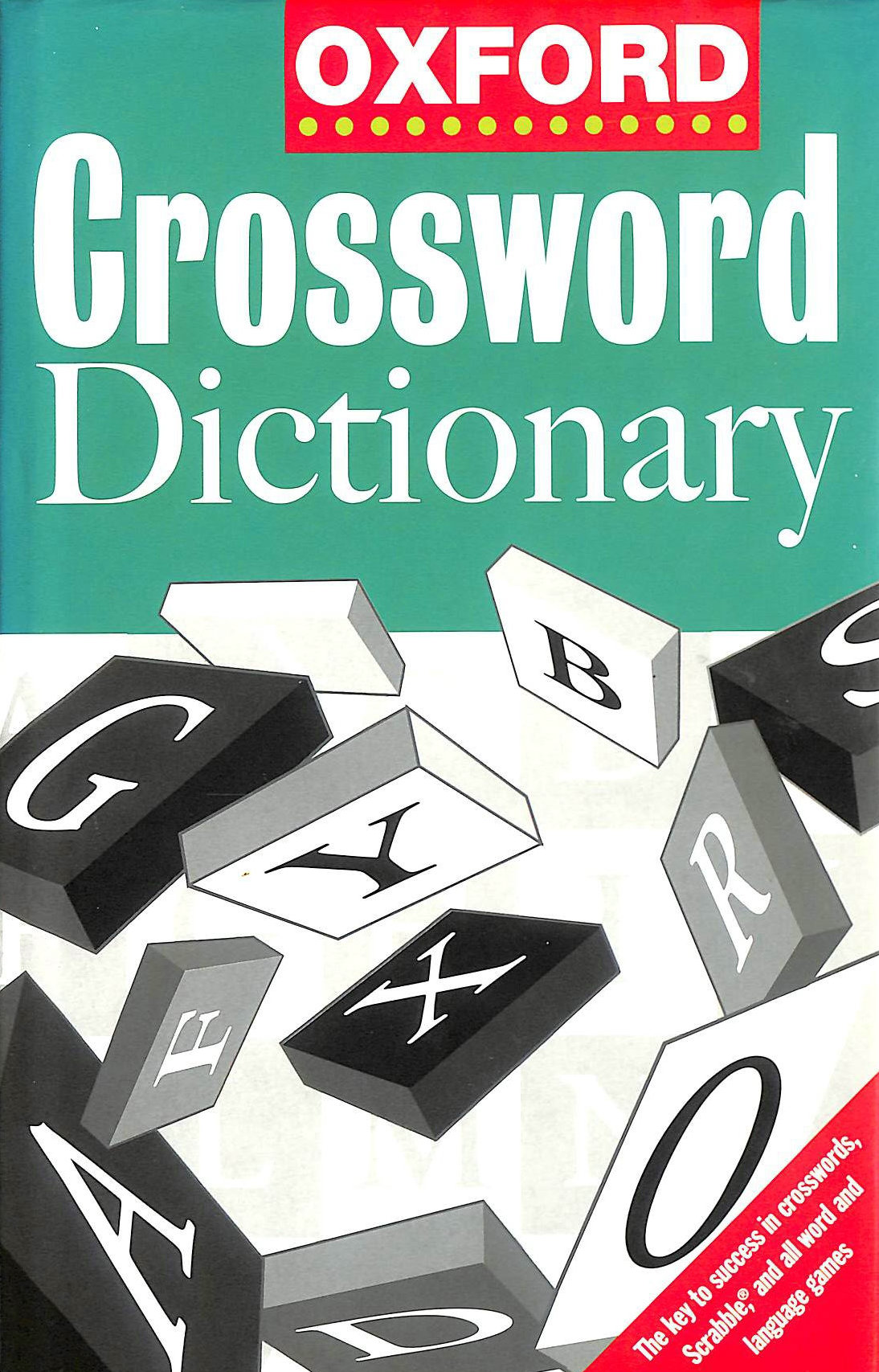 Image for The Oxford Crossword Dictionary