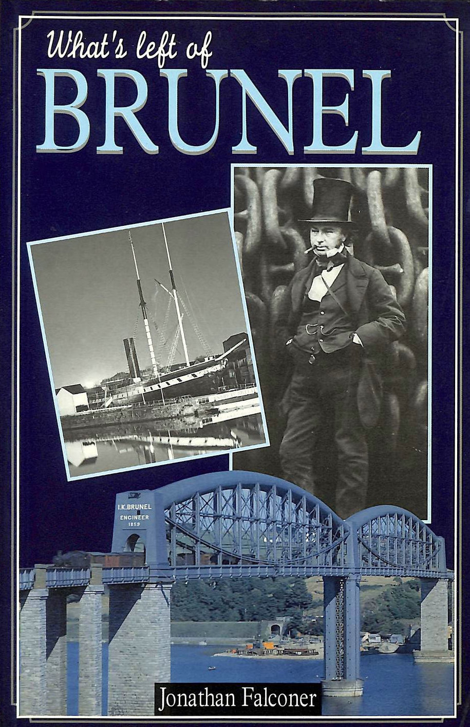 Image for Brunel (What's left of)