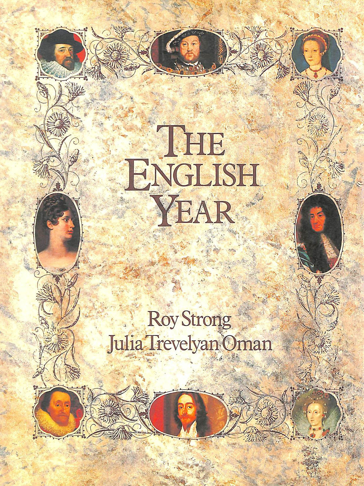 Image for THE ENGLISH YEAR: A PERSONAL SELECTION FROM CHAMBERS' 'BOOK OF DAYS'.