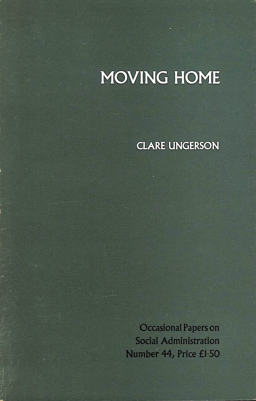 Image for Moving Home