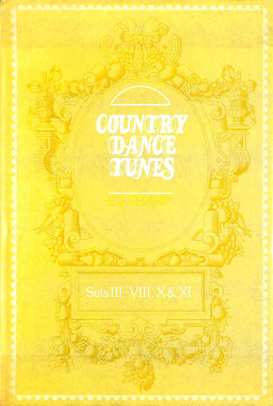 Image for Country Dance Tunes: Sets 3-8
