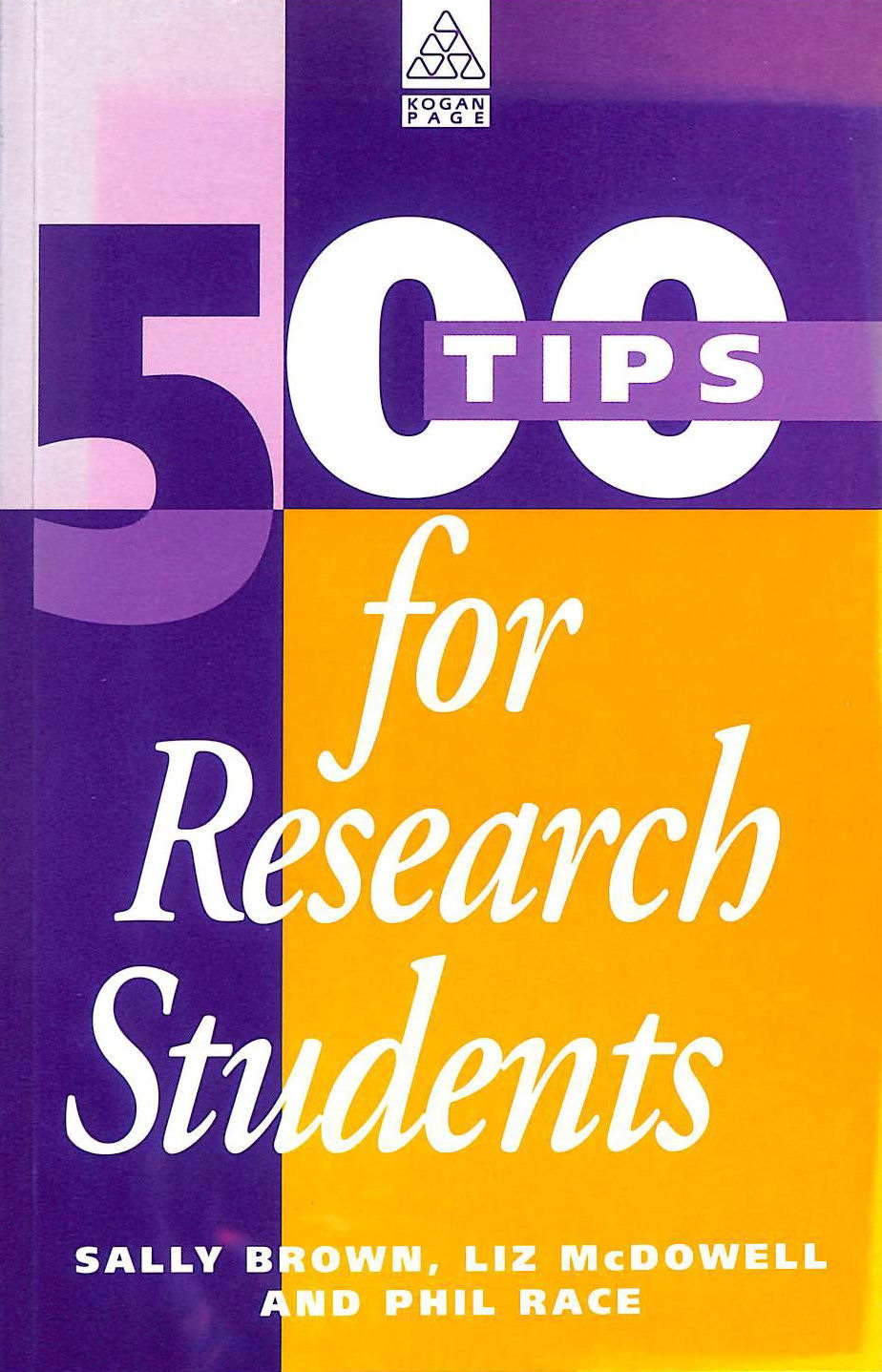 Image for 500 Tips for Research Students