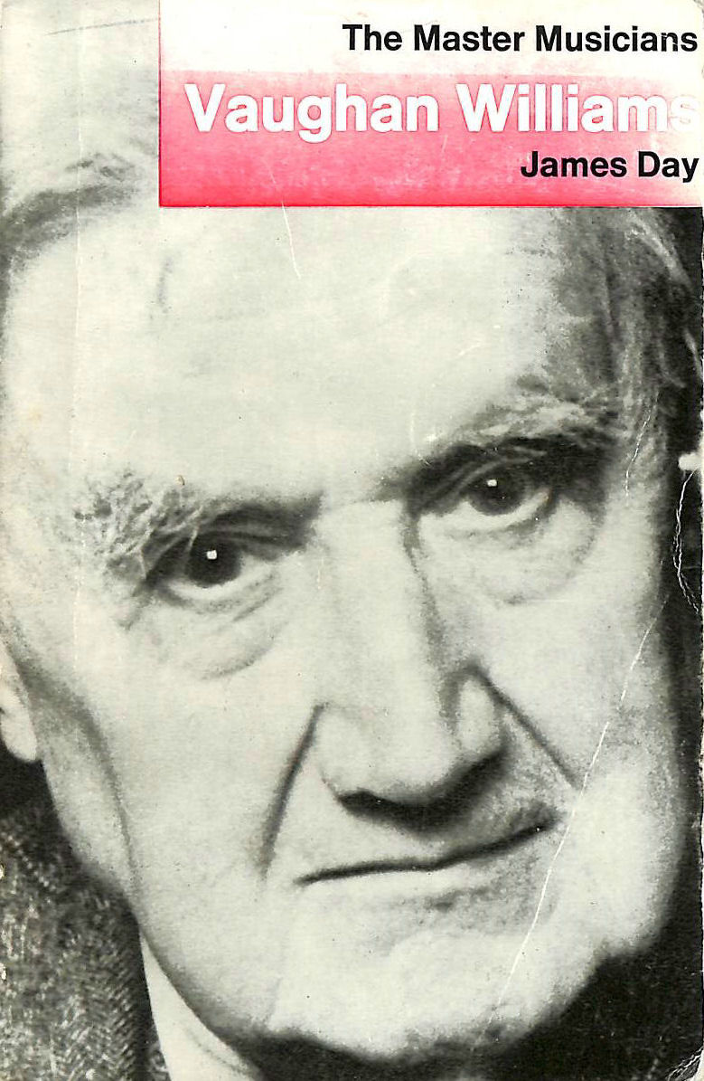 Image for Vaughan Williams (Master Musician S.)