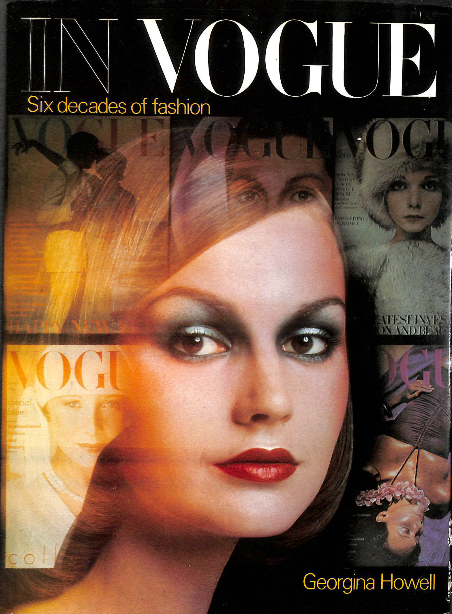 Image for In Vogue: Six decades of fashion