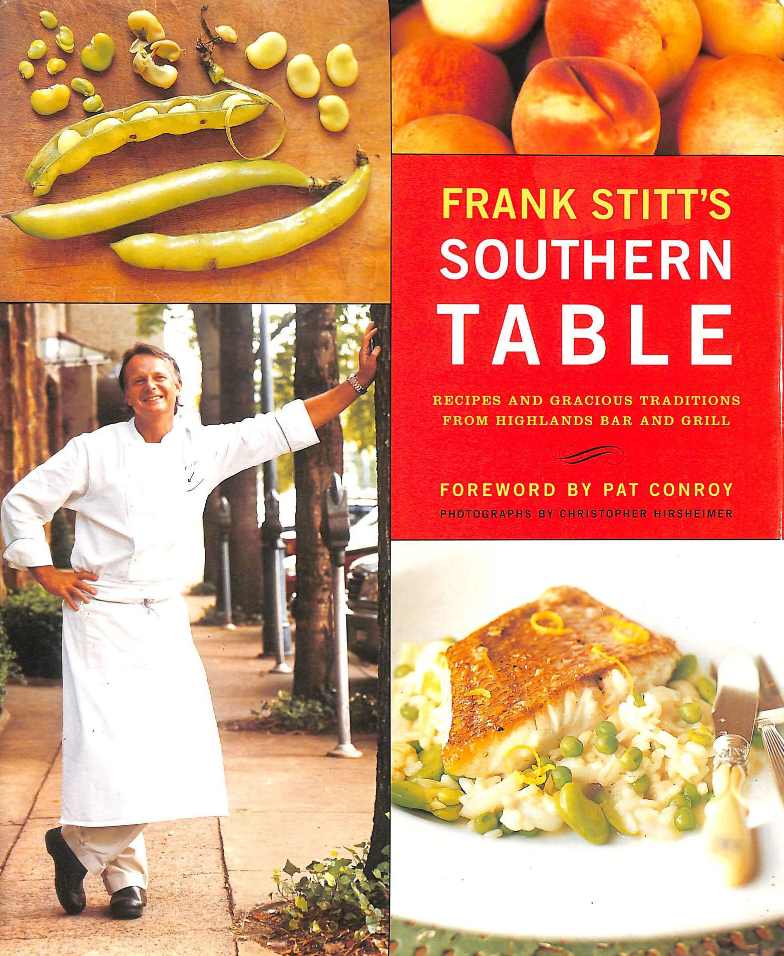 Image for Frank Stitts Southern Table