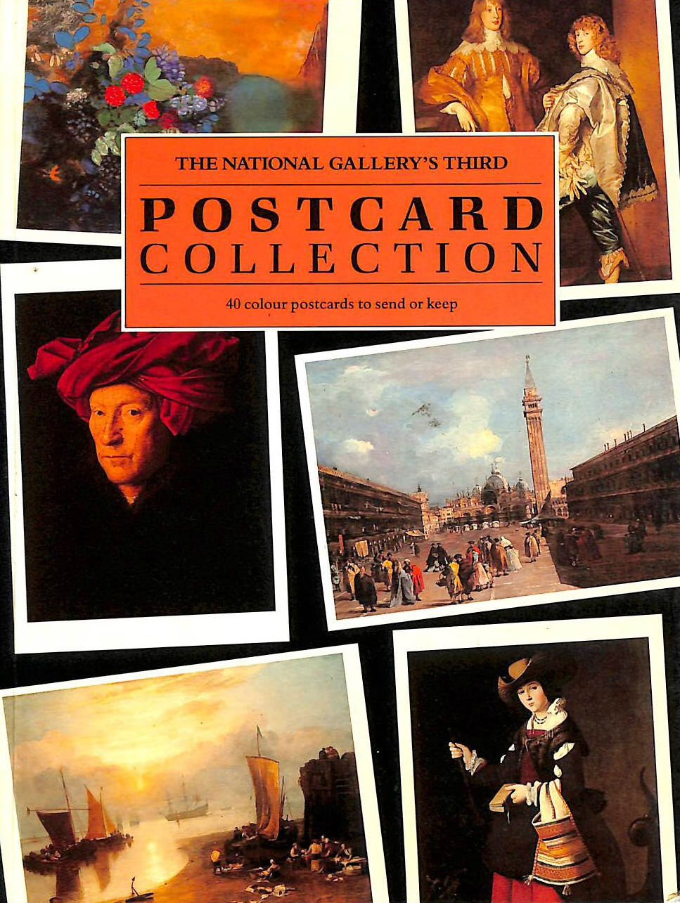 Image for The National Gallery Postcard Collection: v. 3