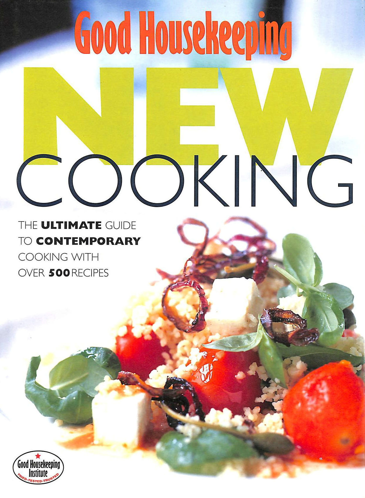 Image for Good Housekeeping New Cooking