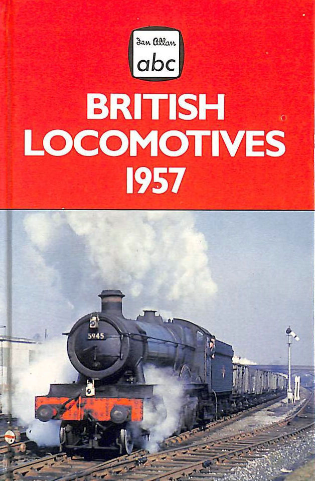 Image for abc BR Locomotives 1957