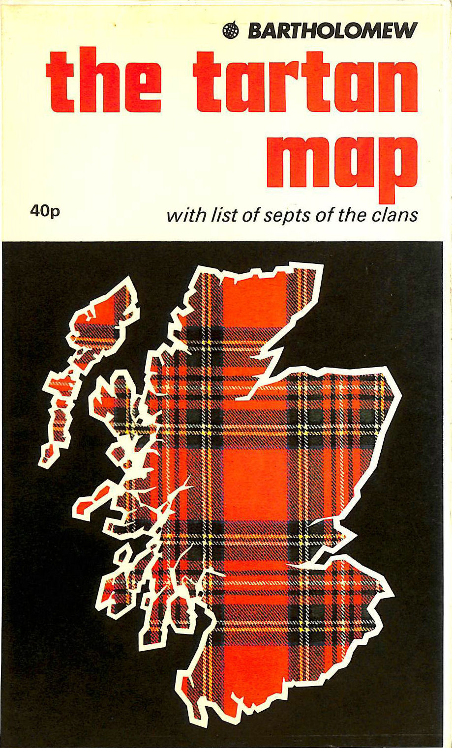 Image for Tartan Map