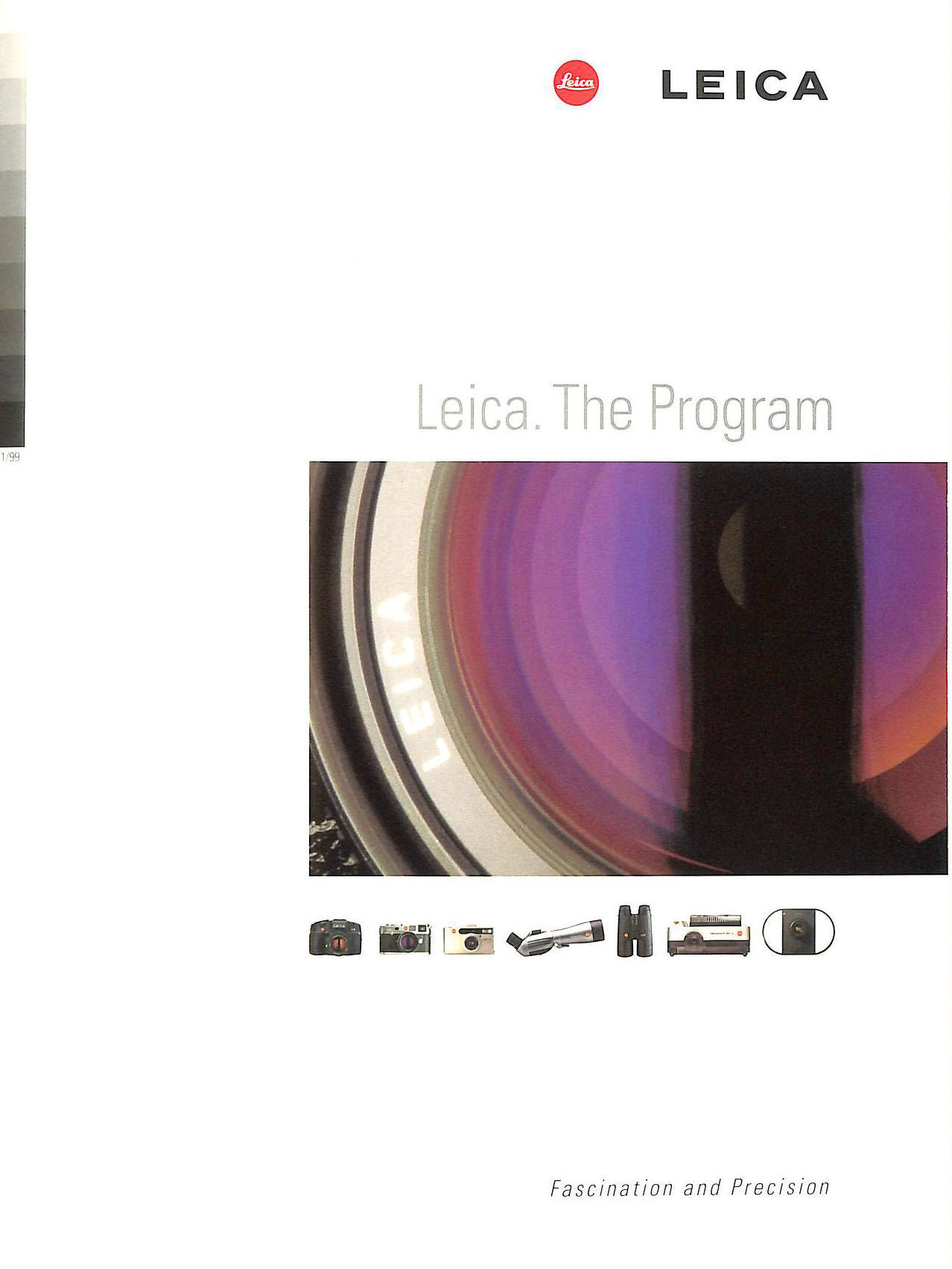 Image for Leica . The Program , Fascination and Precision