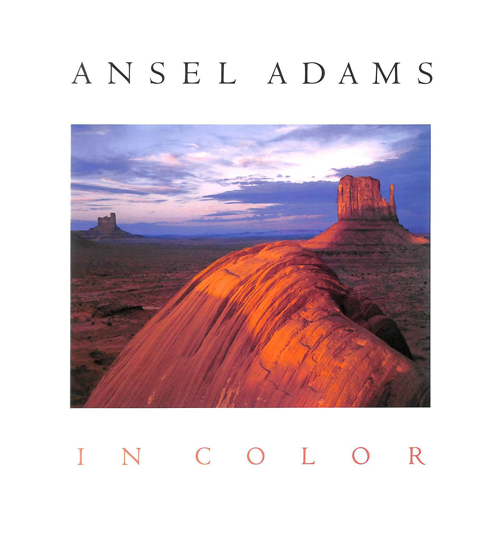 Image for Ansel Adams In Color