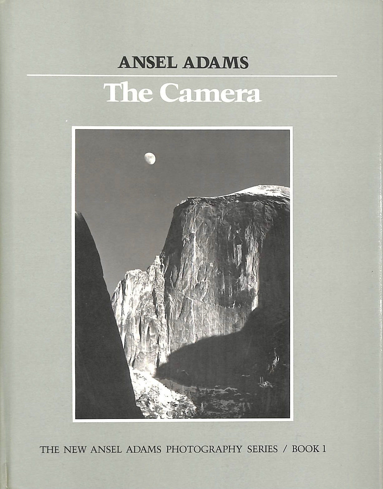 Image for New Photo Series 1: Camera (Ansel Adams Photography)
