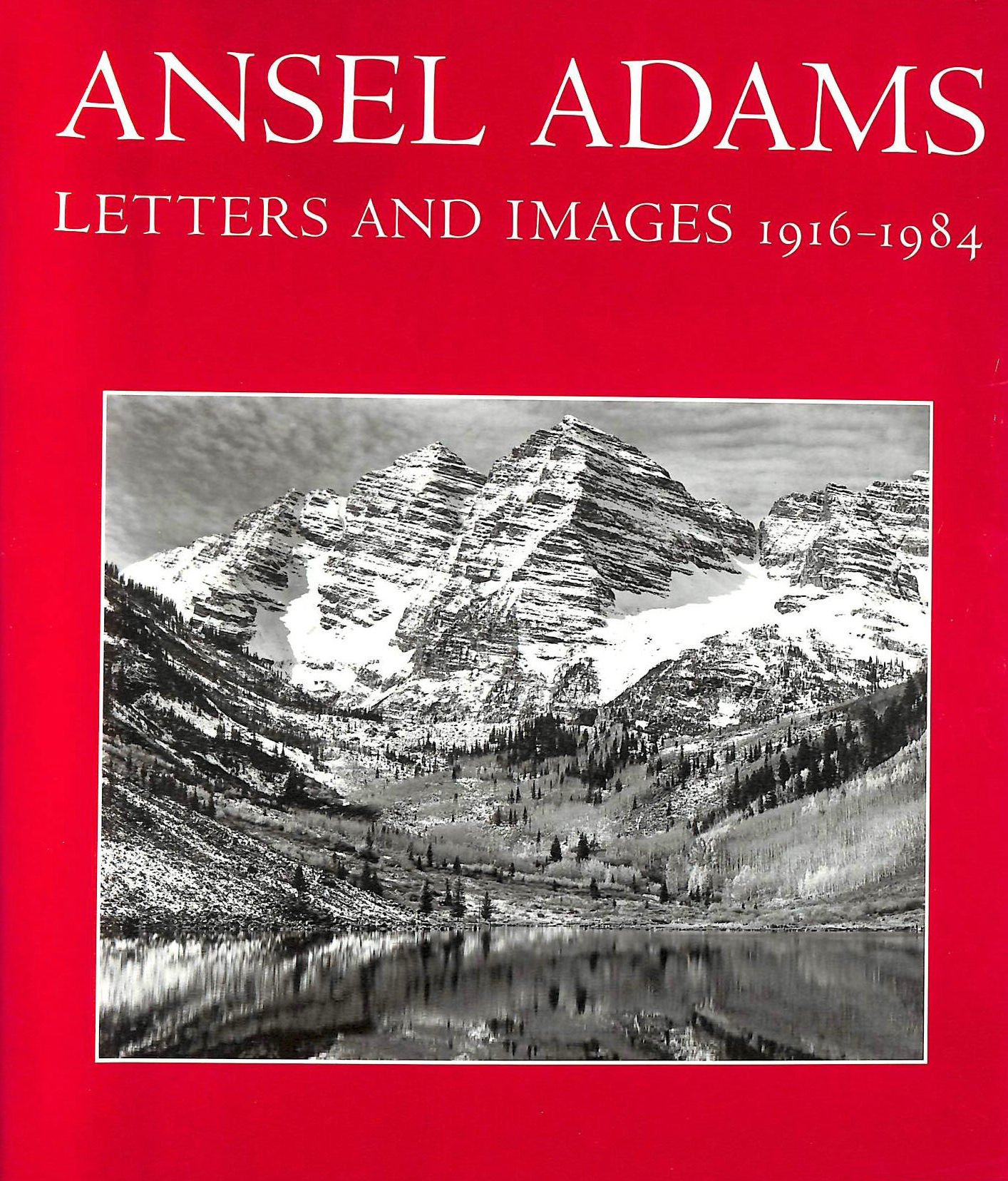 Image for Ansel Adams Letts & Images