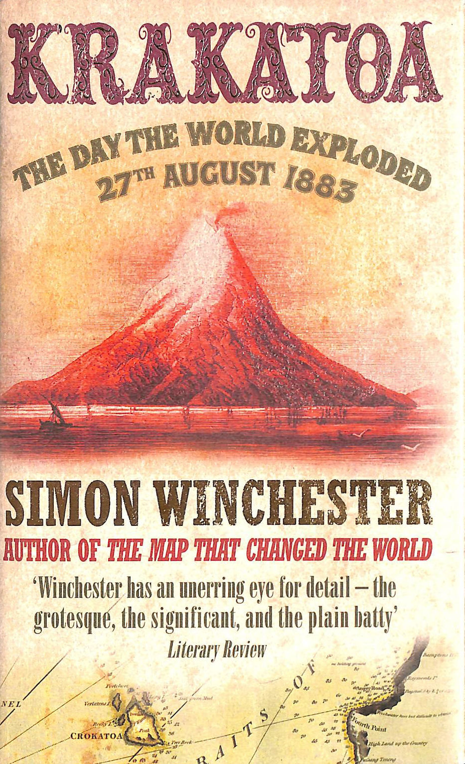 the map that changed the world winchester simon