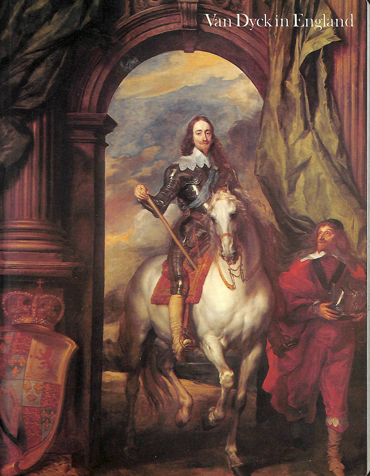 Image for Van Dyck in England