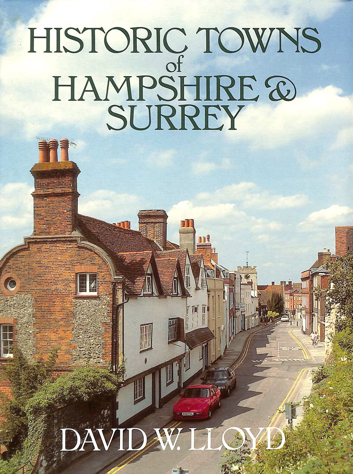 Image for Historic Towns of Hampshire and Surrey