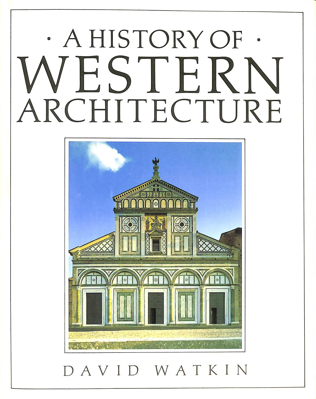 Image for A History of Western Architecture
