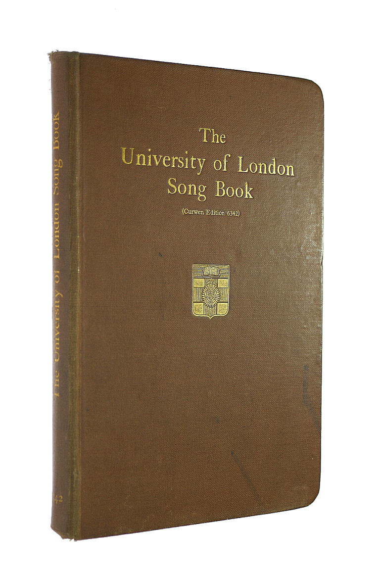 Image for The University of London Song Book