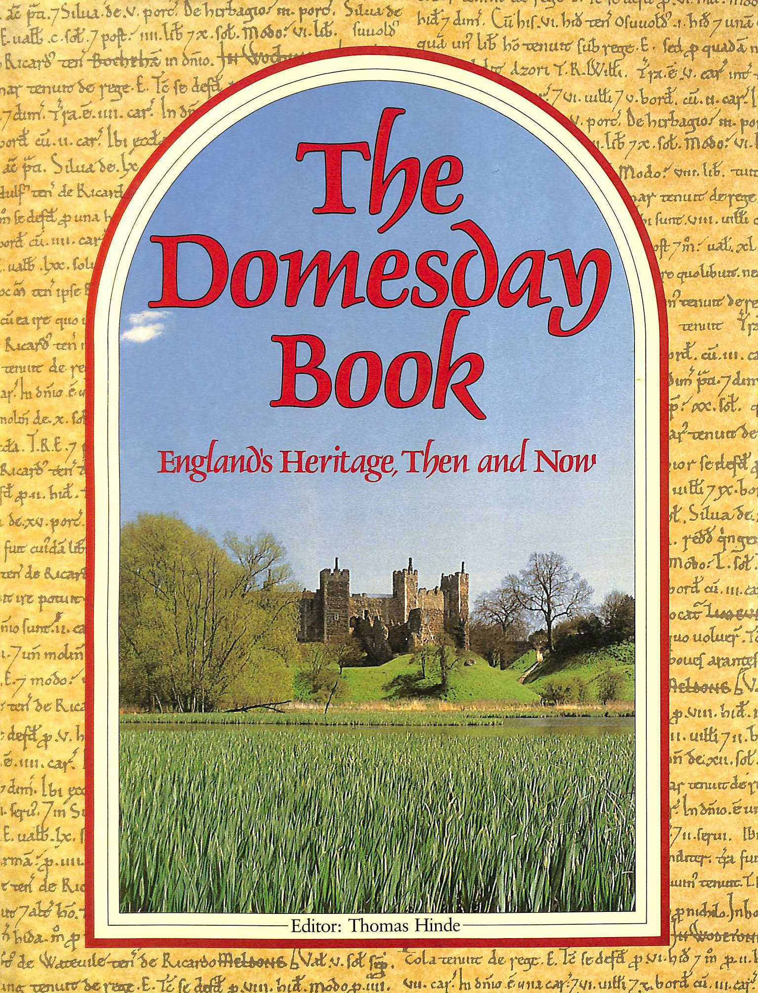 Image for The Domesday Book - England's Heritage, Then and Now