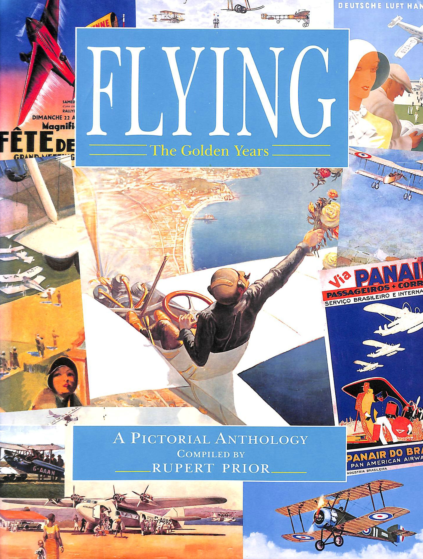 Image for Flying: The Golden Years - A Pictorial Anthology