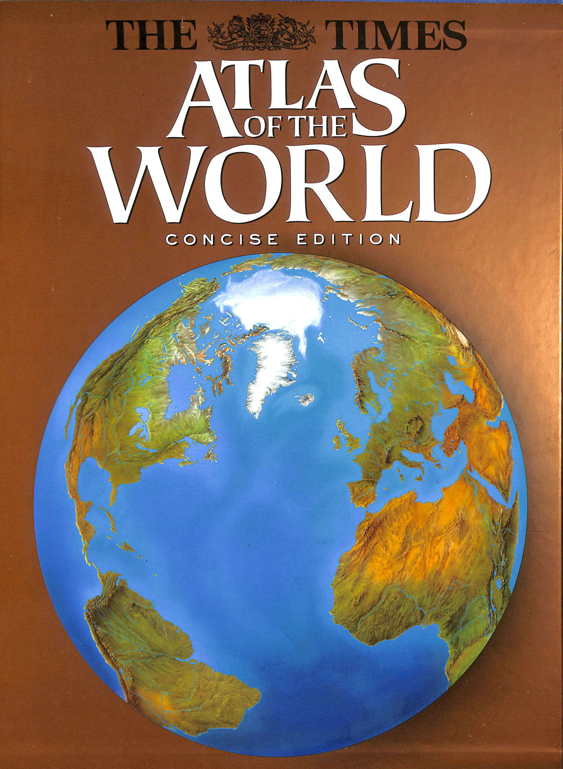 Image for The Times Atlas of the World (World Atlas)