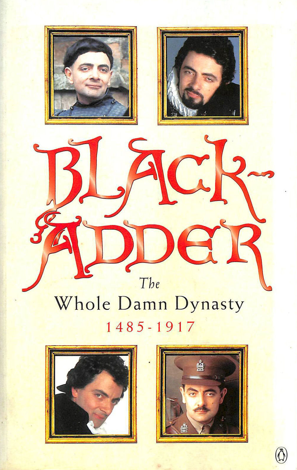 Image for Blackadder: The Whole Damn Dynasty