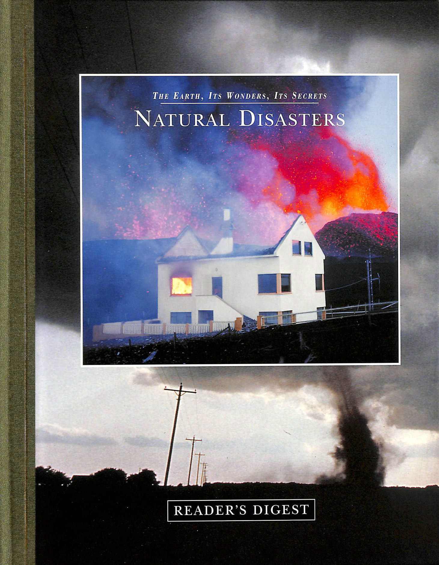 Image for Natural Disasters: The Earth, Its Wonders, Its Secrets
