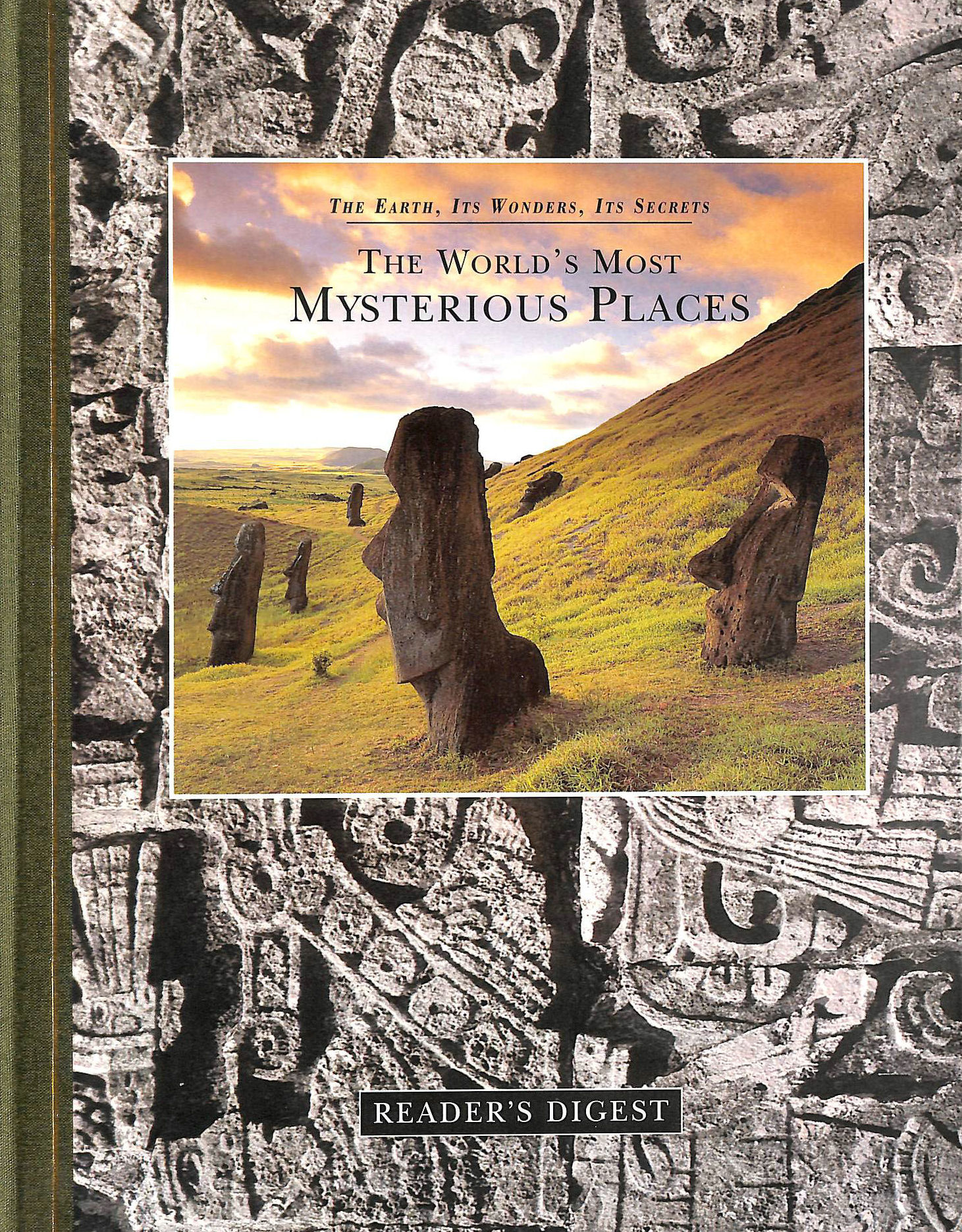 Image for The world's most mysterious places (The earth, its wonders, its secrets)
