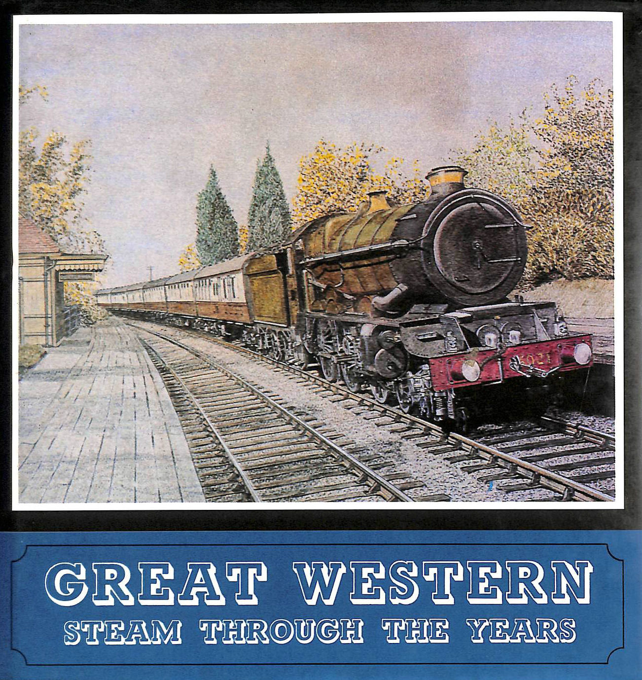 Image for Great Western Steam Through the Years