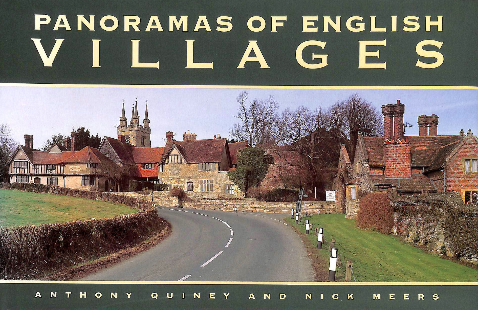 Image for Panoramas of English Villages