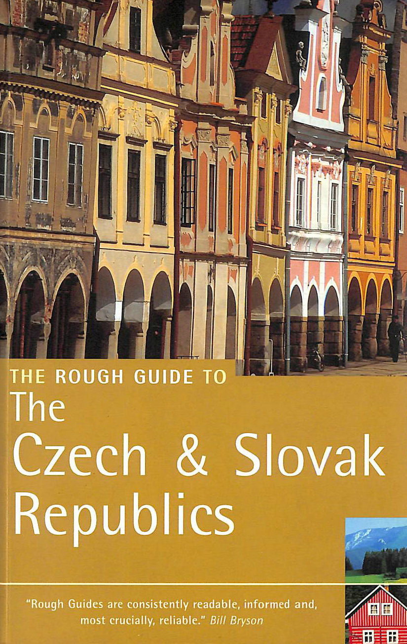 Image for The Rough Guide to the Czech and Slovak Republics (6th Edition) (Rough Guide Travel Guides)