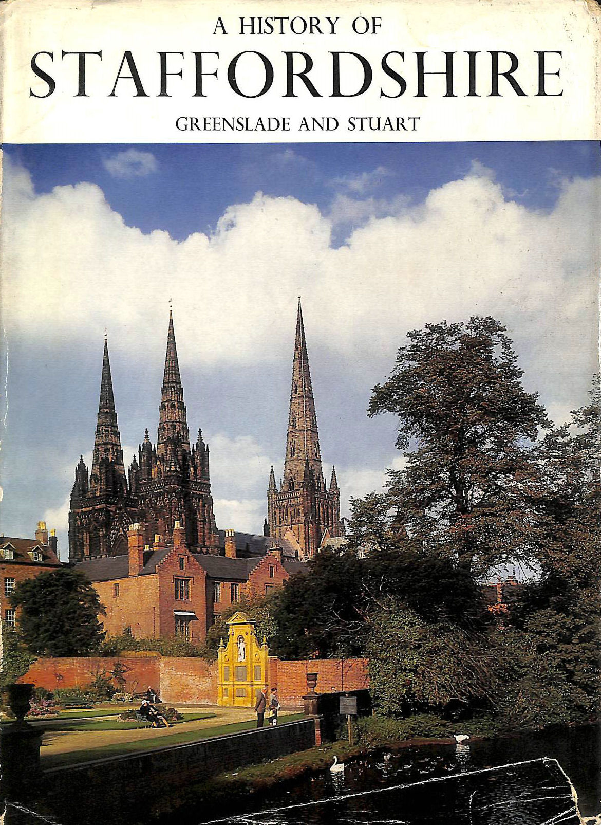 Image for History of Staffordshire (Illustrated County History)