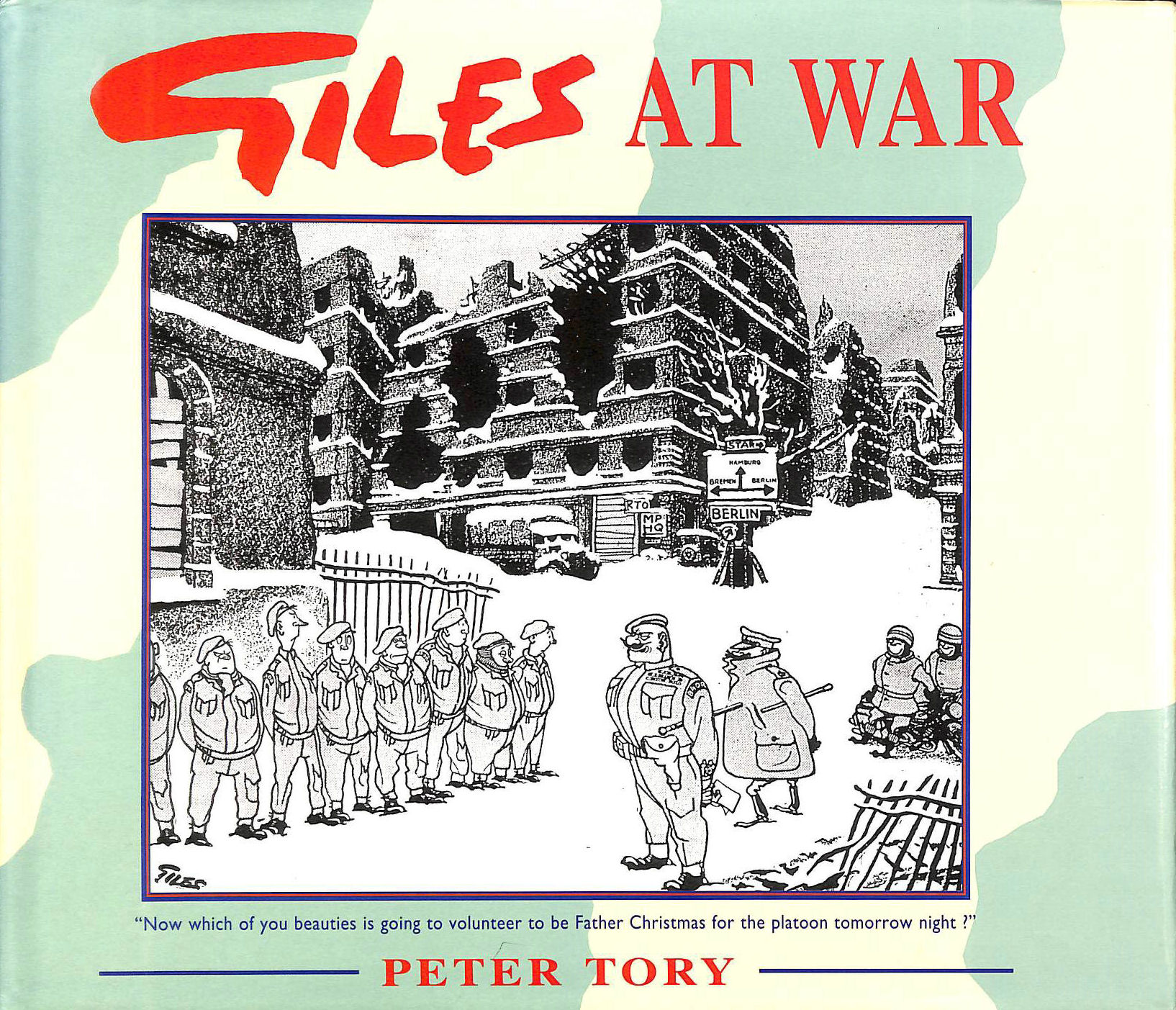 Image for Giles at War
