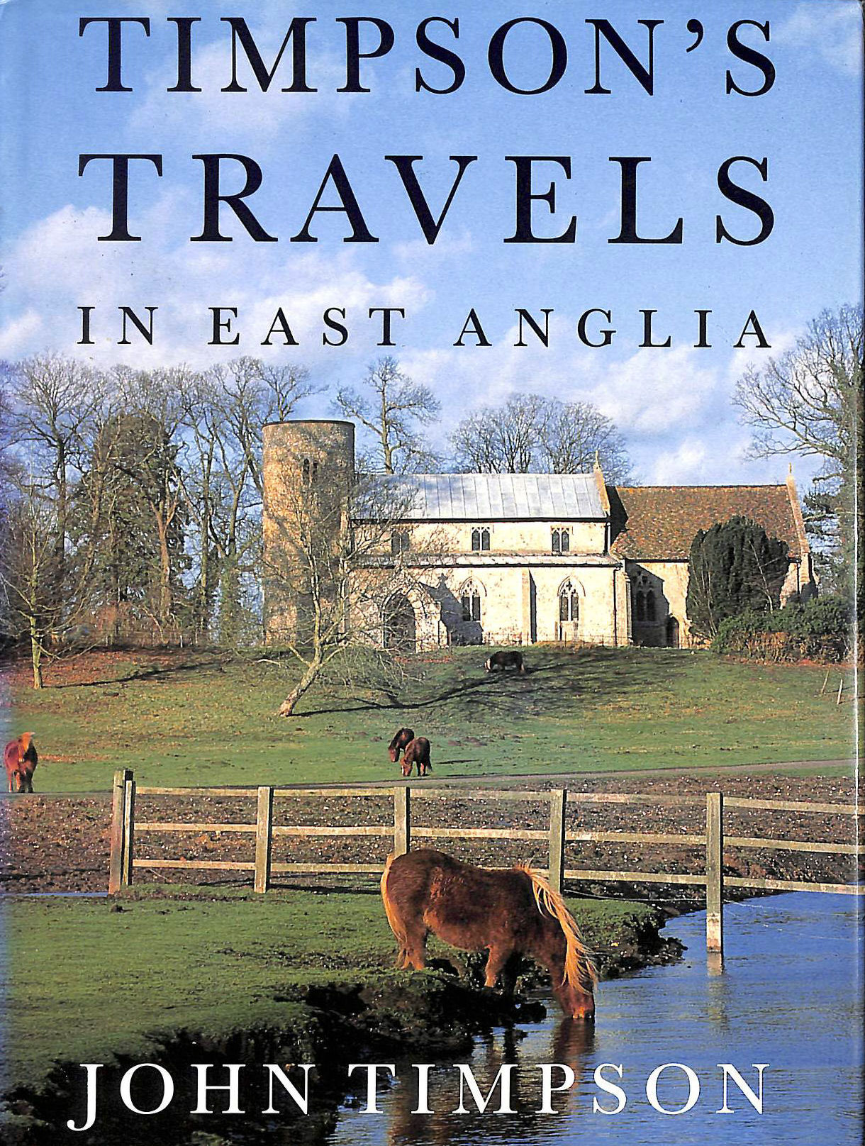 Image for Timpson's Travels in East Anglia