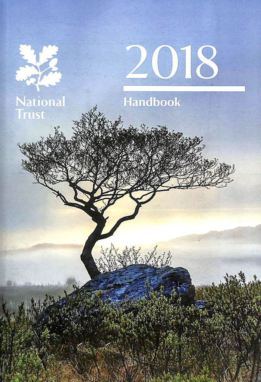 Image for National Trust 2018 Handbook