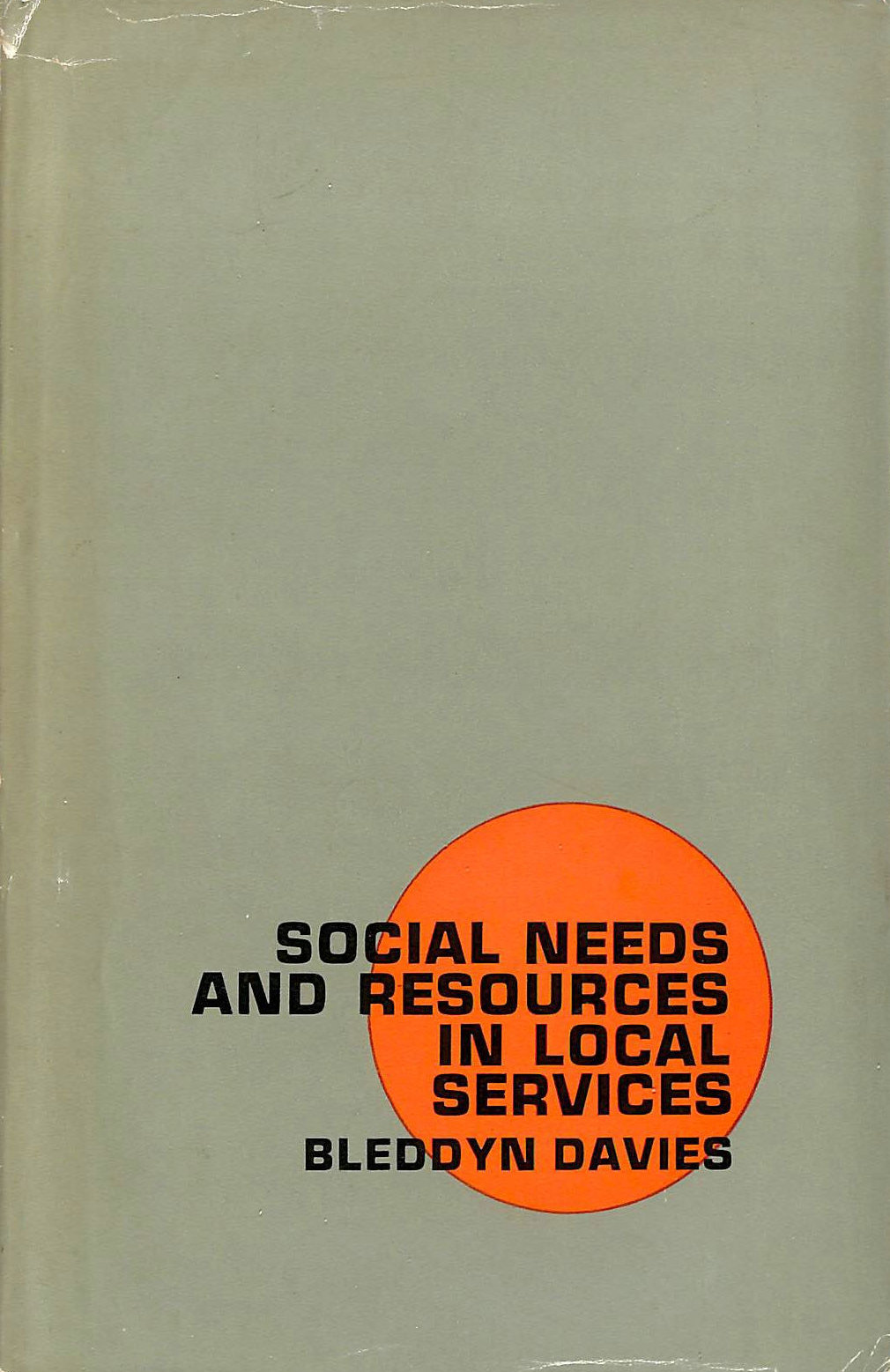 Image for Social Needs and Resources in Local Services
